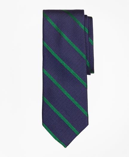 Textured Bar Stripe Tie