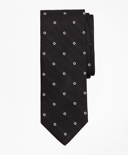 Six-Petal Floral Tie