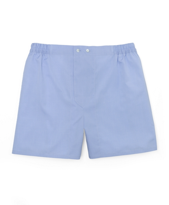 Luxury Boxers Blue