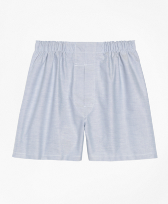 Traditional Fit Oxford Boxers