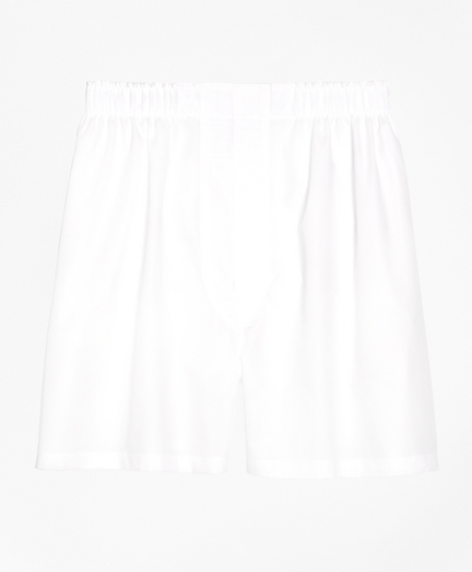 Slim Fit Broadcloth Boxers