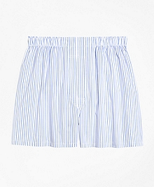 Traditional Fit Ground Stripe Boxers