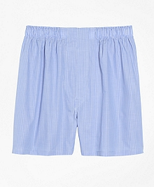 Slim Fit Pencil Stripe Boxers