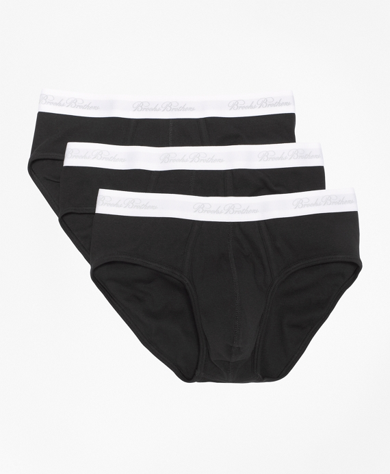 Supima® Cotton Lowrise Brief-Three Pack