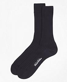 Filo Di Scozia Crew Socks