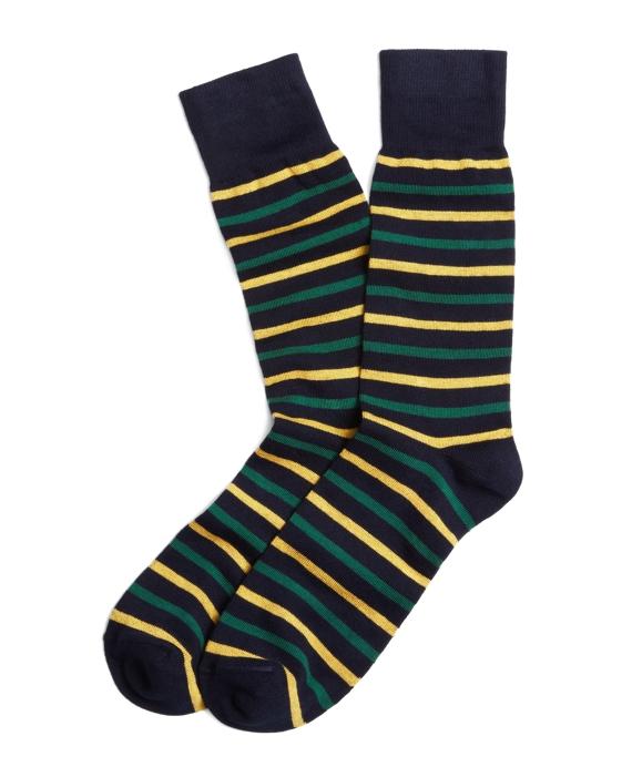 Navy-Green-Yellow