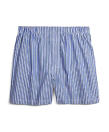 Slim Fit Ground Stripe Boxers