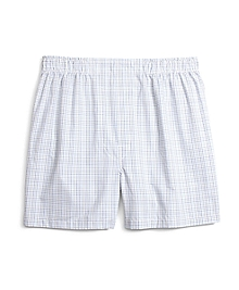 Slim Fit Multi Tattersall Boxers