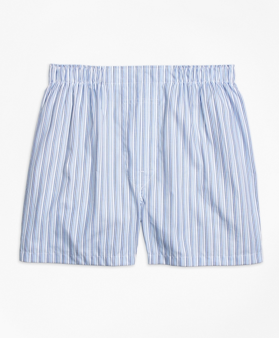 Traditional Fit Ombre Stripe Boxers