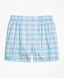 Slim Fit Tonal Check Boxers