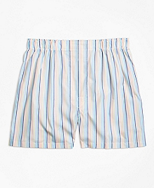Traditional Fun Stripe Boxers