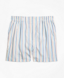 Slim Fit Fun Stripe Boxers