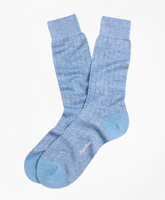 Marled Crew Socks