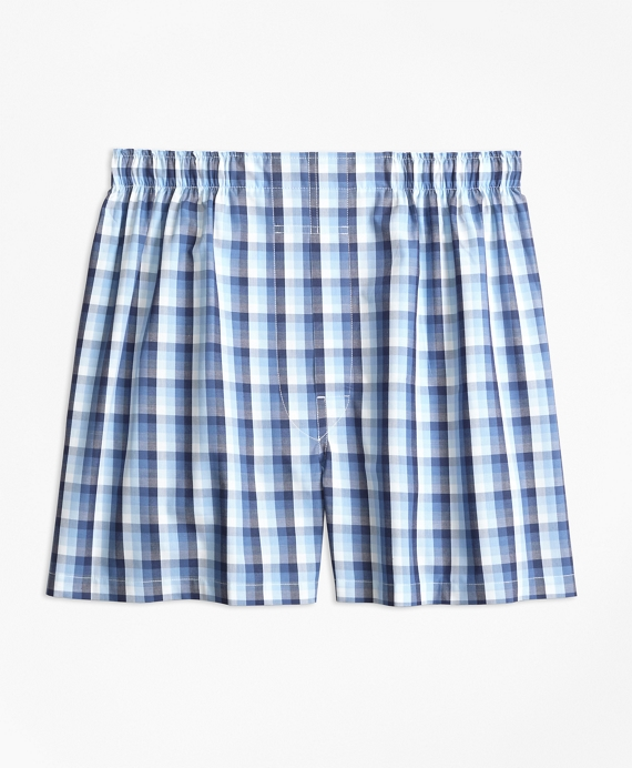 Traditional Fit Bold Check Boxers