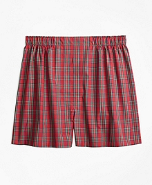 Traditional Fit Dress Stewart Boxers