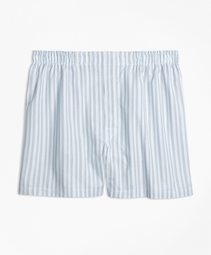 Traditional Fit Multi-Music Stripe Boxers