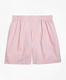 Traditional Fit Twin Tattersall Boxers