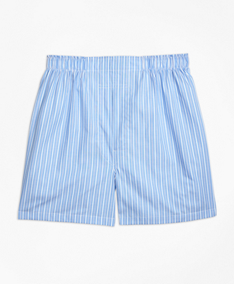 Traditional Fit Bold Stripe Boxers