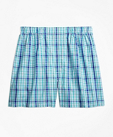 Traditional Fit Large Overcheck Boxers