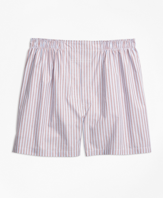 Traditional Fit BB#1 Stripe Boxers