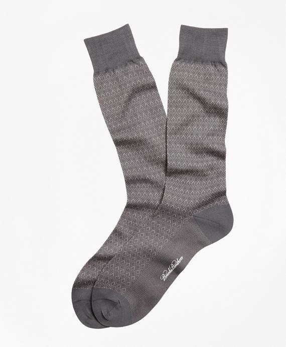Diamond Crew Socks