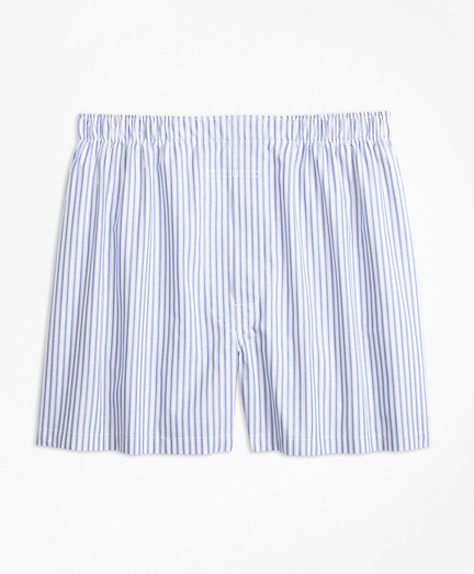 Traditional Fit Alternating Stripe Boxers