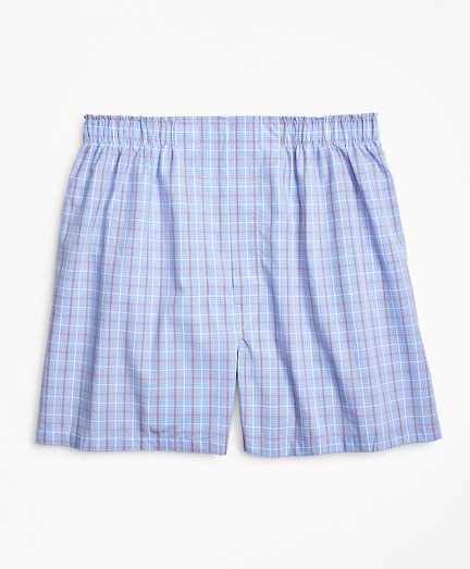 Traditional Fit Double Windowpane Boxers