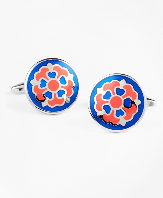 Fleuron Cuff Links