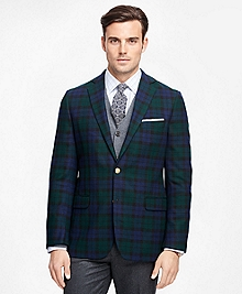 Fitzgerald Fit Black Watch Blazer
