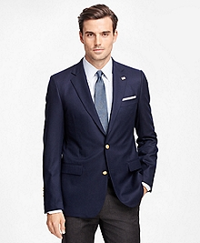 Fitzgerald Fit Flannel  Two-Button 1818 Blazer
