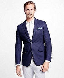 Milano Fit Cotton Blazer