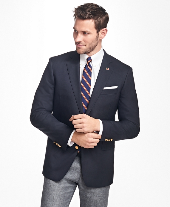 Regent Fit Two-Button 1818 Blazer