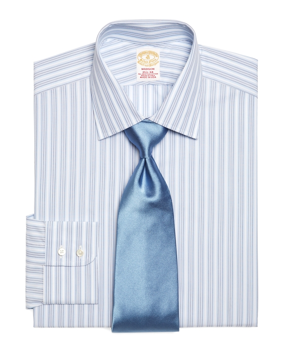 Golden Fleece® Madison Fit Track Stripe Dress Shirt