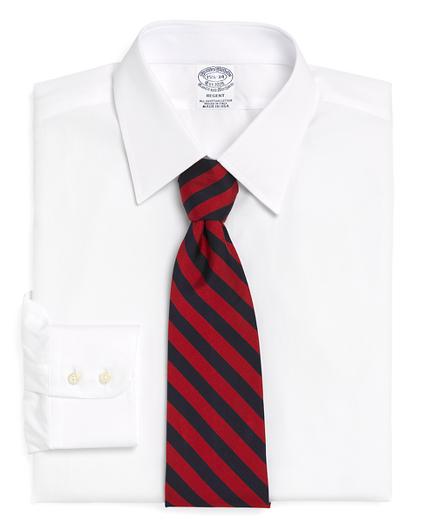Regent Fitted Dress Shirt, Tennis Collar