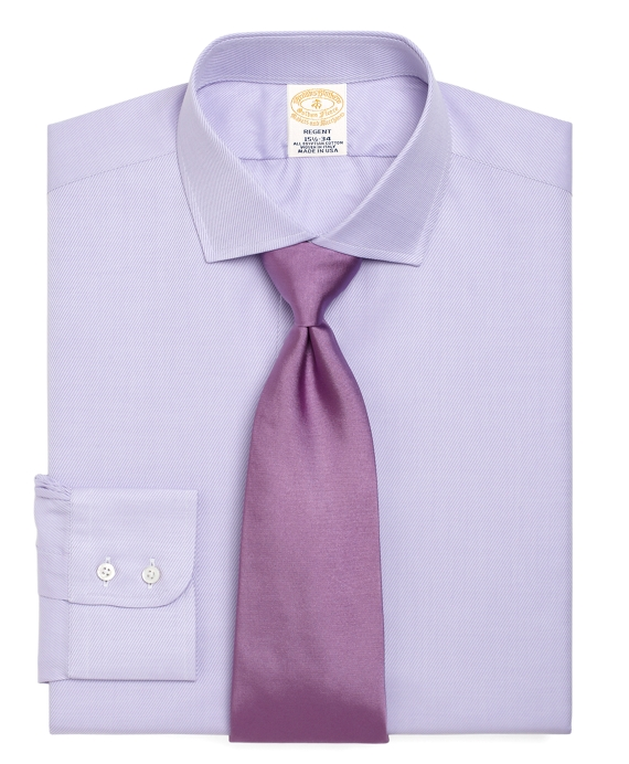 Golden Fleece® Regent Fit Dress Shirt Lavender