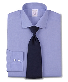 Golden Fleece® All-Cotton Non-Iron Slim Fit Oxford Luxury Dress Shirt