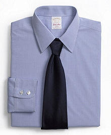 Golden Fleece® Non-Iron Regent Fit Mini Check Dress Shirt