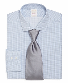 Golden Fleece® Non-Iron Regent Fit Check Dress Shirt