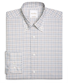 Tattersall Woven Dress Shirt