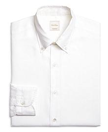 Solid White Luxury Dress Shirt