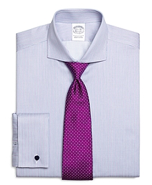 Slim Fit Multistripe French Cuff Dress Shirt