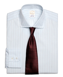 Golden Fleece® Madison Fit Split Stripe Dress Shirt