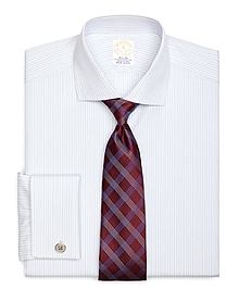 Golden Fleece® Madison Fit French Cuff BB#10 Stripe Dress Shirt