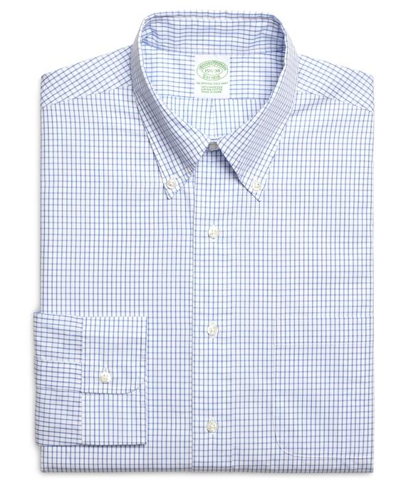 Extra slim fit tattersall dress shirt bb au ecommerce for Extra slim dress shirt
