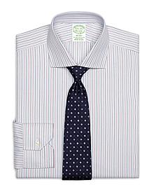 Milano Fit Alternating Stripe Dress Shirt