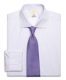 Golden Fleece® Regent Fit Alternating Twin Stripe Dress Shirt