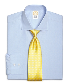 Golden Fleece® Regent Fit Glen Plaid Dress Shirt