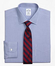 Non-Iron Regent Fit Houndstooth Dress Shirt