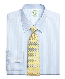 Milano Fit Music Stripe Dress Shirt
