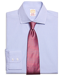 Golden Fleece® Madison Fit Mini Graph Check Dress Shirt